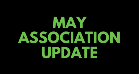 May Association Update