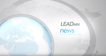 LeadMN News cover image.
