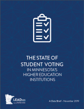 State of Student Voting Report